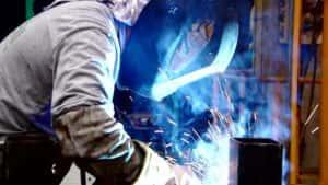 сварочные работы по металлу